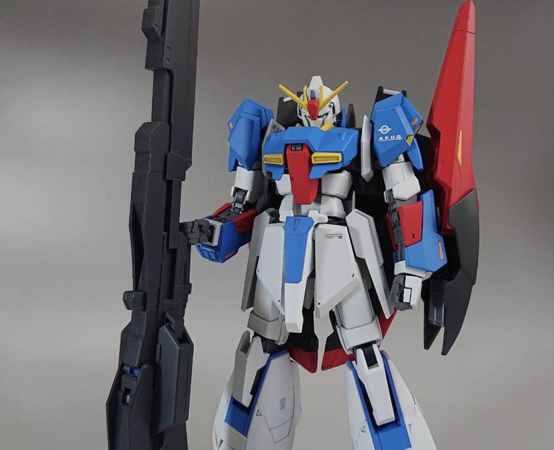 HGUC Z Gundam front view3