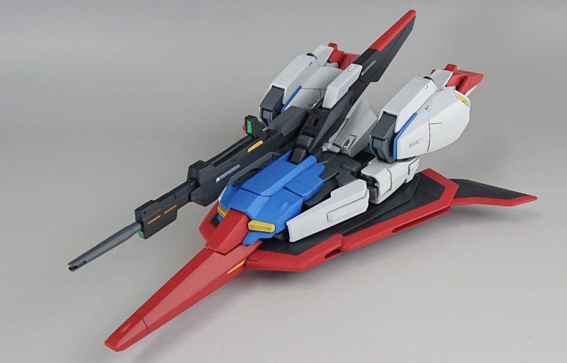 HGUC Z Gundam, Wave Rider Form1