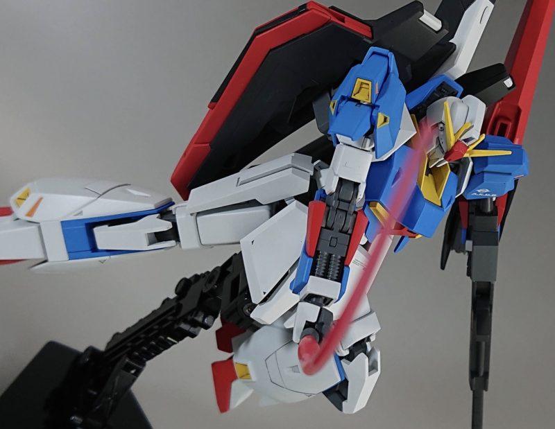HGUC Z Gundam Slashes with Beam Saber2