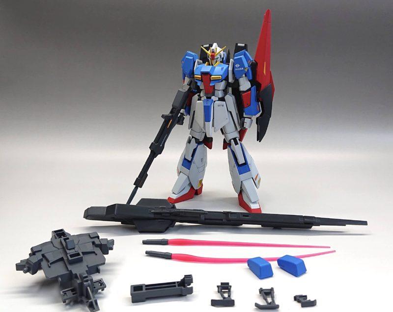 HGUC Z Gundam, works, everything