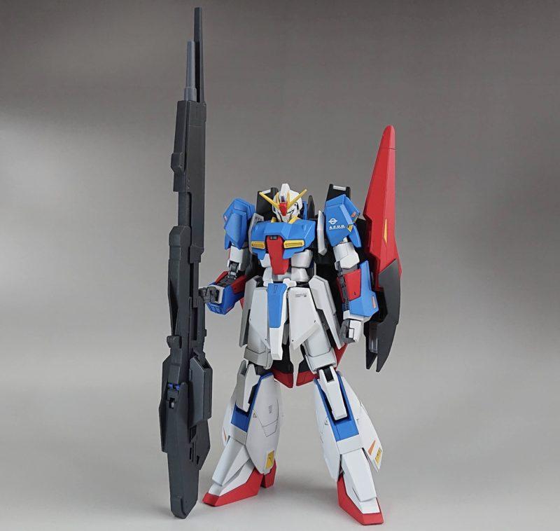 HGUC Z Gundam front whole body2